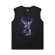 XXL Tshirt Harry Potter Mens Sleeveless Tshirt
