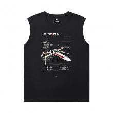 Star Wars XXXL Sleeveless T Shirts Quality T-Shirts