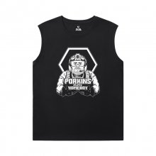 Star Wars Tee Shirt Personalised Men'S Sleeveless T Shirts Cotton