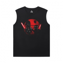 Cotton Tshirts Star Wars T Shirt Without Sleeves