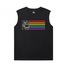 Star Wars Cheap Sleeveless T Shirts Quality T-Shirts