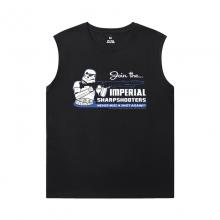 Cool Tshirt Star Wars Mens Sleeveless Sports T Shirts