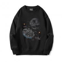 Star Wars Sweatshirts Crew Neck Coat