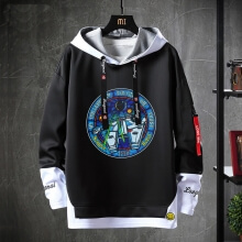 Fake Two-Piece Sweatshirts Star Wars Jacket