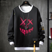 Batman Joker Sweatshirt Personalised Jacket