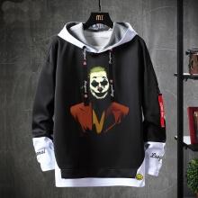 Batman Joker Sweatshirts Black Tops