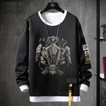 World Of Warcraft Sweatshirts Black Tops