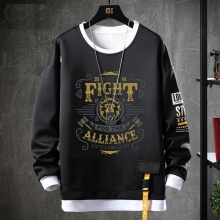 Blizzard WOW Sweatshirt Personalised Jacket