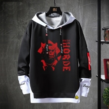 WOW Game Sweatshirt XXL Coat