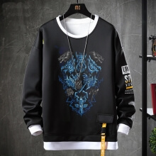 Quality Sweatshirts Warcraft Jacket