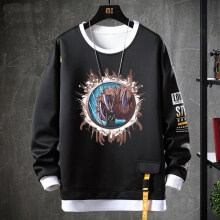 Hot Topic Jacket Warcraft Sweatshirt