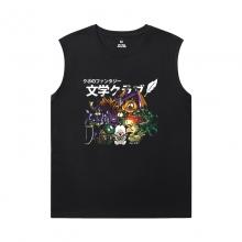 Final Fantasy Sleevless Tshirt For Men Cool T-Shirt