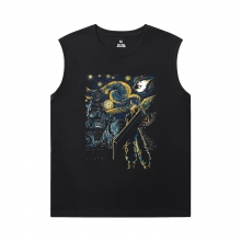 Personalised Tshirt Final Fantasy Sleeveless T Shirt Mens Gym