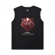 Final Fantasy Sleeveless T Shirts For Running Cotton Tees