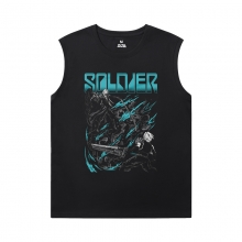 Final Fantasy Shirt Hot Topic Mens Oversized Sleeveless T Shirt