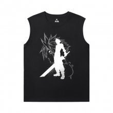 Final Fantasy Tee Shirt Personalised Sleeveless Wicking T Shirts