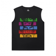 Cowboy Bebop T-Shirt Hot Topic Mens Sleeveless T Shirts