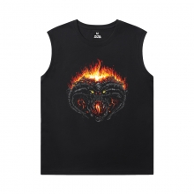 Cool Shirts Cowboy Bebop Men'S Sleeveless T Shirts Cotton