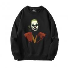 Crew Neck Sweater Batman Joker Sweatshirts
