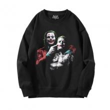 Batman Joker Sweatshirts Black Jacket