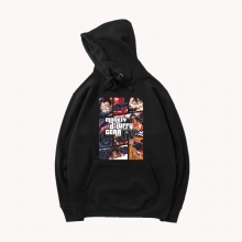 Hot Topic Anime One Piece Hoodie Personalised Luffy Hooded Jacket