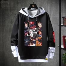 Quality Tops Hot Topic Anime One Piece Sweatshirts