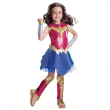 The Wonder Woman Costume Kids Deluxe Children Diana Cosplay Dawn Of Justice