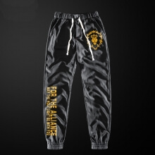 World of Warcraft Alliance Trousers WOW Game Pencil Pants