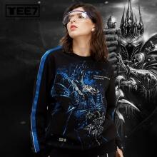 World of Warcraft Lich King Hoodie WOW Arthas Menethil Sweatshirt