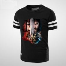 WOW World of Warcraft Movie Black T-shirt