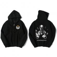 Zenyatta Overwatch Zip Up Hoodie Merchandise