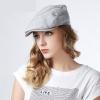 Summer Girls Cap Leisure Beret Cap Spring Painter Sun Hat Orange Adjustable