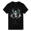Blizzard DOTA 2 Dark Phantom Assassin Black Shirts