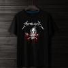 <p>Metallica Tee Musically Metal band Cotton T-Shirts</p>