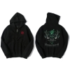 <p>Defense of the Ancients DOTA 2 Hooded Coat Abyssal Underlord Coat</p>