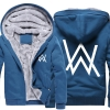 Thick Hoodies Alan Walker Winter Hoodie