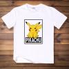 <p>Pikachu Tee Cotton T-Shirts</p>