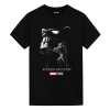 Cool Raccoon Black T-Shirt
