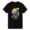 Pokemon Uchiha Sasuke Pikachu Tshirts Anime Girl White Shirt