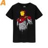 Marvel Hero Iron Man Tshirt The Avengers Tee