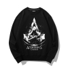 Cool Black Assassin's Creed Sweatshirt