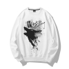 Game of Thrones Ink Winter is Coming Sweatshirt Coat