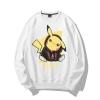 Hooded Pikachu Coat Pokemon Sweatshirts