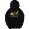 <p>Prometheus 2 Alien Hooded Jacket Black Hoodie</p>