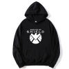 <p>Agents Of Shield Tops The Avengers Cool Hoodie</p>