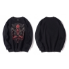 <p>Cotton hooded sweatshirt Deadpool Hoodies</p>