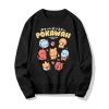 <p>Personalised Sweatshirt Pikachu Coat</p>