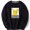 <p>Pikachu Sweater Cotton Sweatshirt</p>
