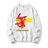 <p>Quality Sweater The Flash Pikachu Sweatshirts</p>