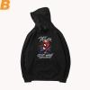 Spiderman hooded sweatshirt Marvel Hot Topic Sweatshirt